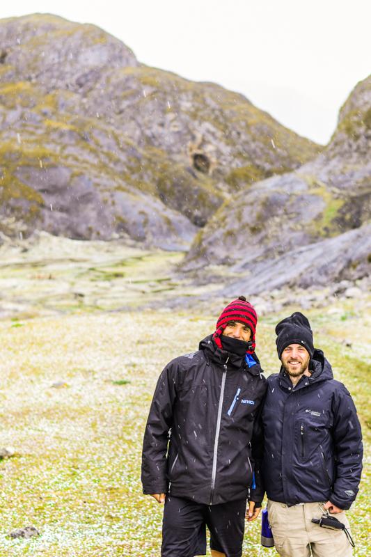 Nicholas and Diego, Peruvian Soul