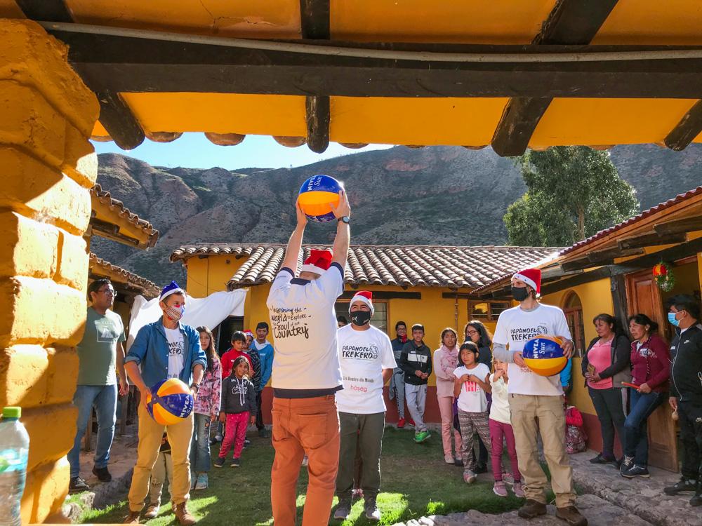 Papanoel Trekero 2020: Sol y Luna School