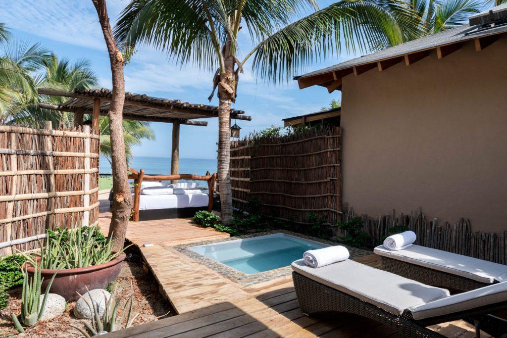 Beach hotel in Peru: Kichic