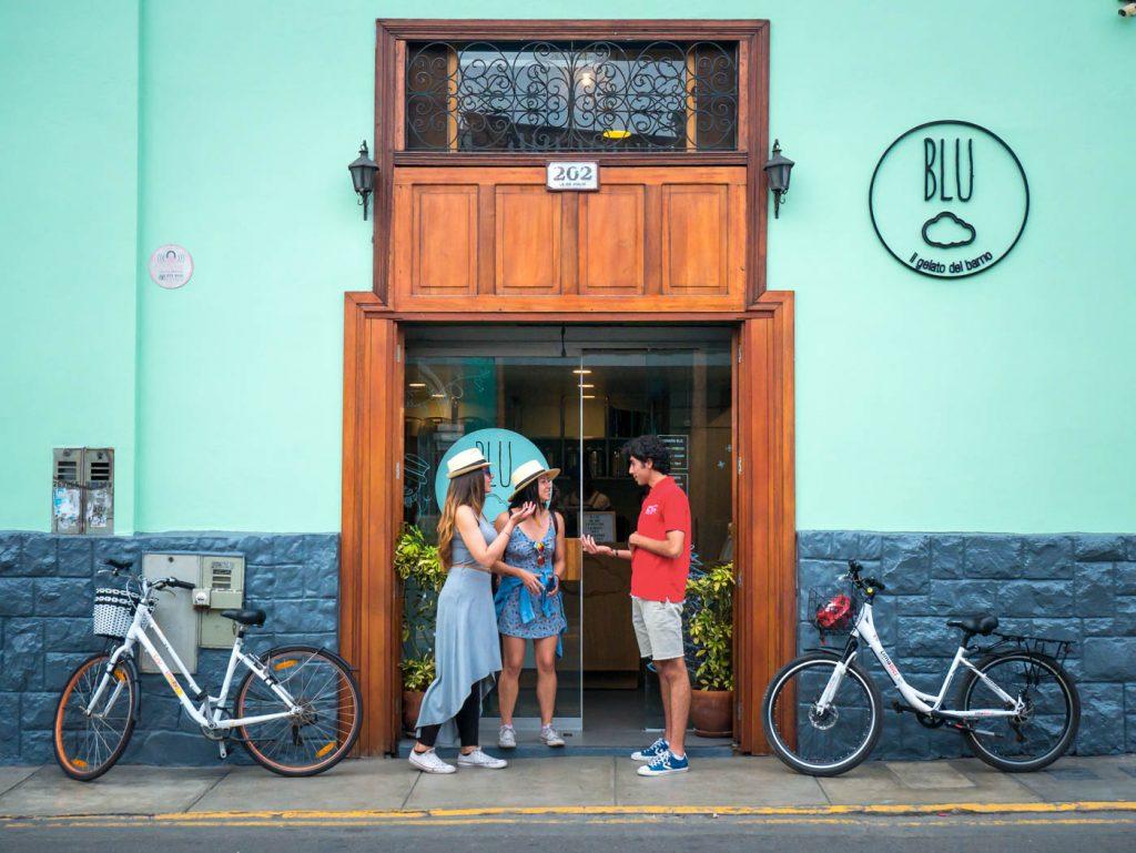 Biking tour in Lima, Lima off-the-beaten-path