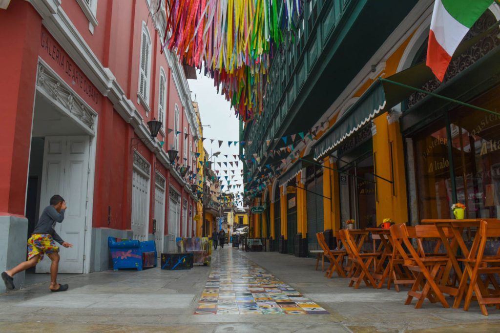 Callao Monumental, Lima off-the-beaten-path