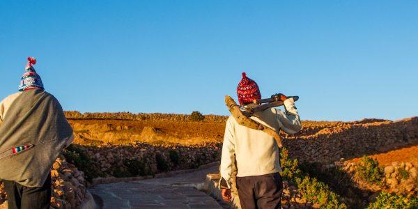 Community based tourism in Peru