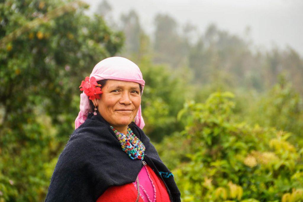 La Jalca community, North Peru