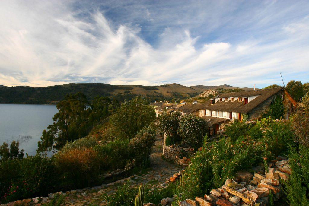 Suasi Island Hotel, Suasi, Lake Titicaca