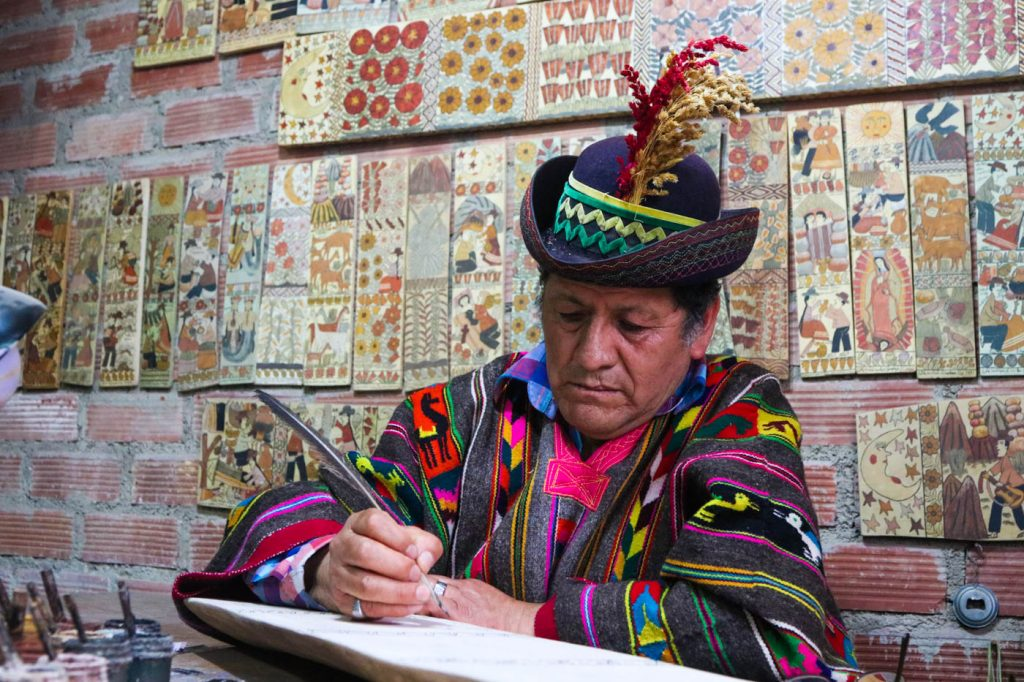 Tablas de Sarhua, Lima off-the-beaten-path