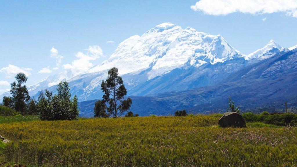 Huascaran National Park - Top 5 National Parks in Peru
