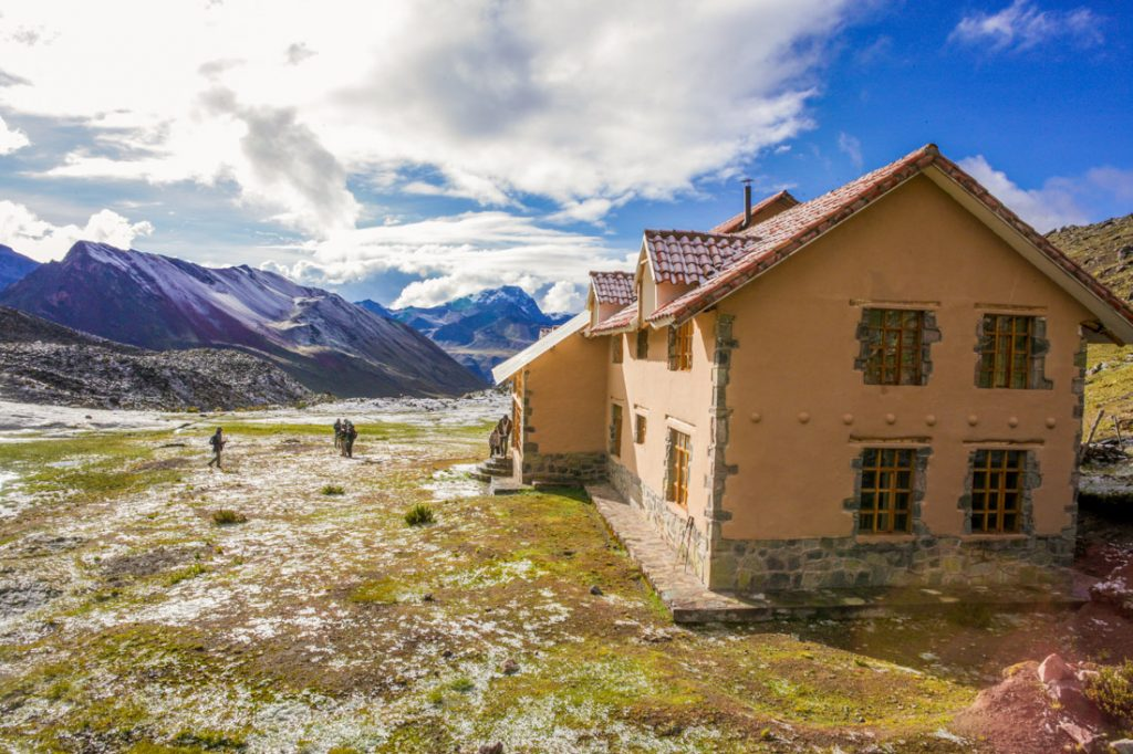 Andean Lodges, Cusco sustainable hotels