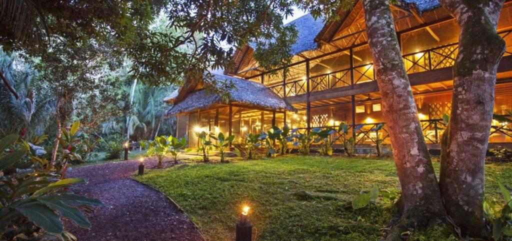 Inkaterra Hacienda Concepción, Tambopata sustainable hotels